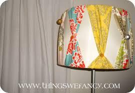 Diy Lamp Shade Fancy Diy Lampshade Diy Show Off Diy Decorating And Home