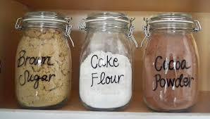 baking supplies storage and organization modern honey