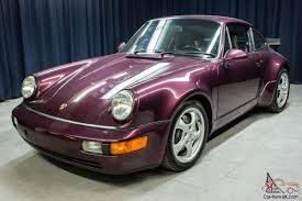911 964 turbo coupe