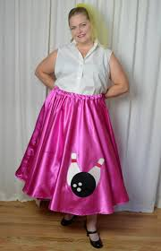halloween shirts plus size pink poodle skirt plus size pink satin halloween poodle skirt