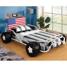 Best  Car Bed Frame Ideas Only On Pinterest Large Garage - Race car bunk bed