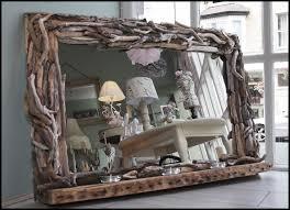 Large Mirror 31 Naturally Beautiful Driftwood Mirrors