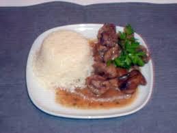 cuisiner facile et rapide recette de rognons de veau au madère recette facile et rapide