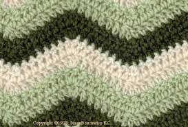 easy ripple afghan free crochet pattern handcrafting with