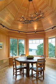 timber frame great room lighting new milford timber frame tasos kokoris