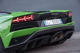 Lamborghini Aventador Green And Black - 2017 lamborghini aventador s cars exclusive videos and photos