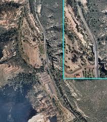 Castle Rock State Park Map by Slide Rock State Park Sedona Az