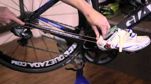 bicycle boots how to rubber band your triathlon shoes to your bike youtube