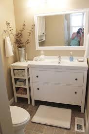 Ikea Hemnes Bathroom Vanity by Interesting Ikea Bathroom Vanity Simple Ikea Bathroom Vanity