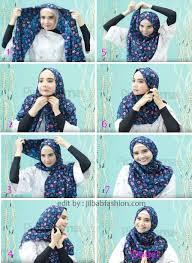 tutorial jilbab ala ivan gunawan 89 koleksi tutorial hijab paris zaskia sungkar terlengkap