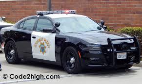 chp code california highway patrol