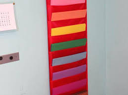 best wrapping paper hanging paper storage best wall file organizer ideas on