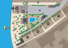 Bonaire Map Resort Map U2013 Eden Beach Resort