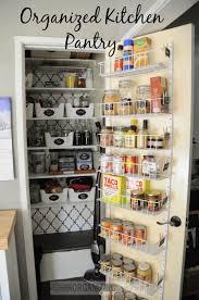 top organizing blogger home tours kitchen pantry organizing