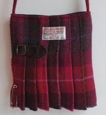 what is a tartan harris tweed tartan kilt bags fashion shoulder bags