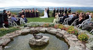 cheap wedding venues in nh wedding venues in the lakes region new hshire boston magazine