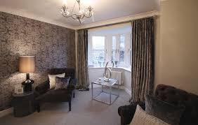 100 show home interior chic transitional dining room