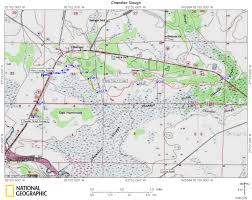 River Ranch Florida Map by Chandler Slough
