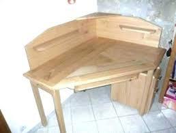 bureau en bois enfant bureau d angle bois bureau d angle enfant bureau d angle bois massif