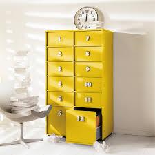 Aktenschrank Toolbox Büroschrank Bzw Aktenschrank In Gelb Arredaclick
