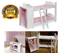 18 Inch Doll Bunk Bed Doll Bed Ebay