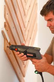 chevron wood wall iron twine chevron herringbone accent wall