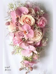 Cascade Bouquet Wedding Bouquets U2013 Angel Flowers Shannon