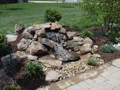 Small Backyard Water Features by Beautiful Small Water Feature One Of The Left Over Pots Would Work