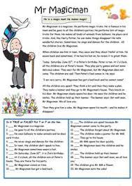 esl reading comprehension worksheets saandmitzi printables