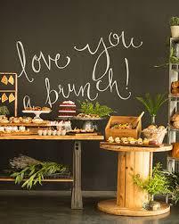ideas for a brunch 14 delicious food bars for your wedding martha stewart weddings