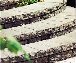 Unilock Walls Concord Retaining And Garden Wall Modular Concrete Wall Block Ma