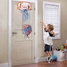 wall laundry hamper kleeger kids basketball clothes hamper 2 in 1 basketball hoop