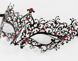 black and white masquerade masks masquerade mask etsy