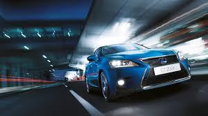 comprar coche lexus en valencia ct 200h el compacto hibrido premium lexus españa