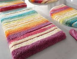 Bathroom Rugs Set 3 Piece by Stylish Bathroom Rug Toilet Cover Sets Accessories And Furniture