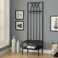 Entryway Shoe Storage Solutions Front Hall Shoe Bench Entryway Storage And Wall Mount Hutch
