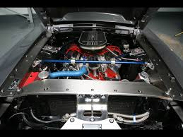 Ford Shelby Gt500 Engine 2009 Wheelsandmore Mustang Shelby Gt500 Eleanor Engine