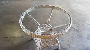 Charlotte Home Decor Glass Table Top Custom Cut Beveled Port Charlotte