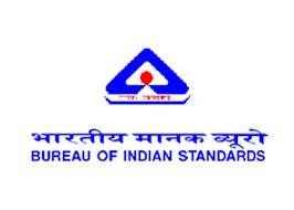 bureau of standards of bureau of indian standards in civil engineering department