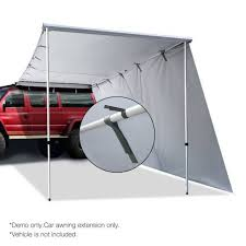 Car Awnings Brisbane Weisshorn 2m X 3m Side Roof Car Awning Extension With Uv Protect