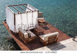 beach lounge stock images royalty free images u0026 vectors