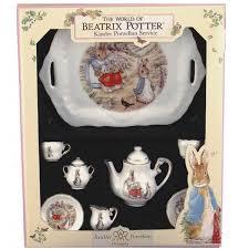beatrix potter tea set beatrix potter miniature tea set beatrix potter shop