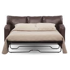 queen memory foam sleeper sofa brookline queen memory foam sleeper sofa brown american