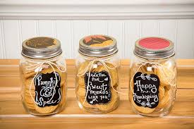 jar favors chalk label jar favors craft ideas