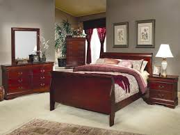 louis philippe bedroom suite cherry u2013 peace of mind home