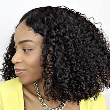 curly weave for natural natural boss