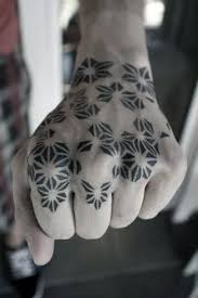 30 best geometric hand tattoos images on pinterest drawing