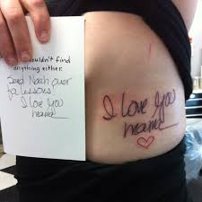 62 best tattoo love images on pinterest handwriting tattoos my