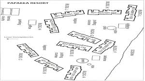 papakea resort map beautiful papakea resort condo g205 vrbo