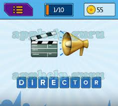 emojination emojis movie board speaker answer game help guru